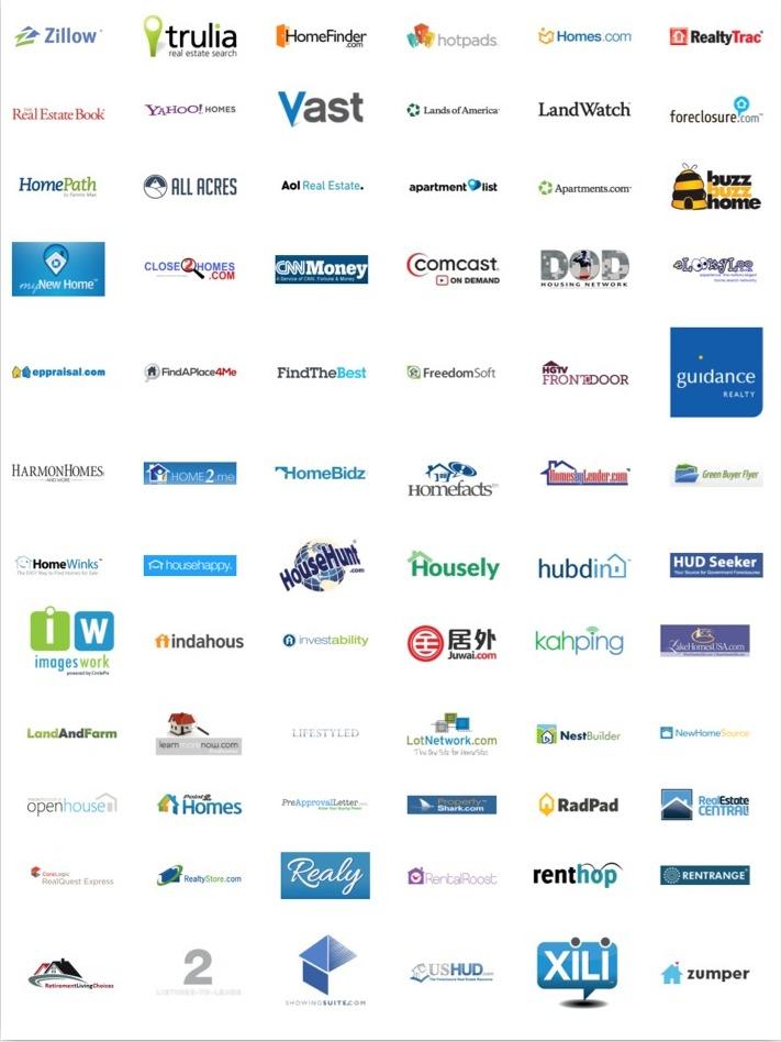ListHub Logos