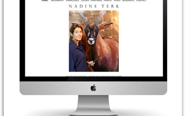 Nadine Terk, Artist
