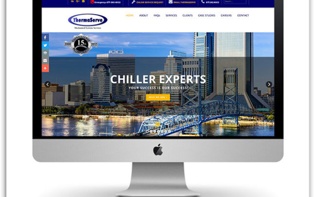 ThermaServe website