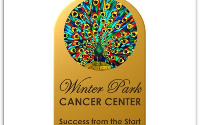 Winter Park Cancer Center Lapel Pin