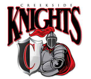 Creekside Knights logo