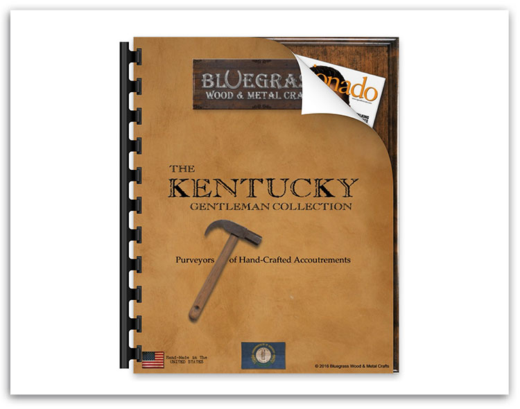 Bluegrass Wood & Metal Crafts booklet
