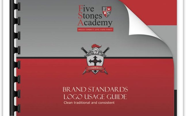 Five Stones Academy Brands Standard Manual