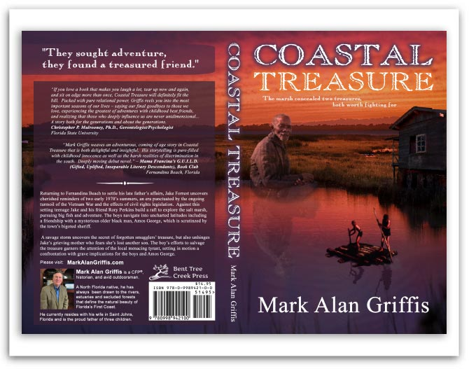 Coastal Treasure book cover
