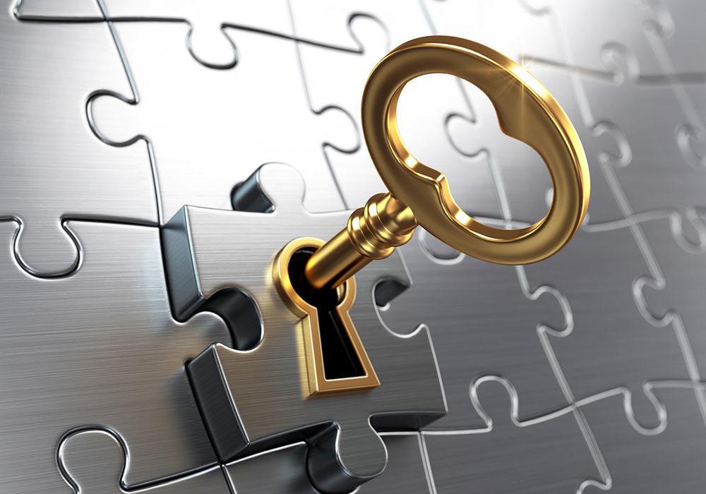 Key puzzle