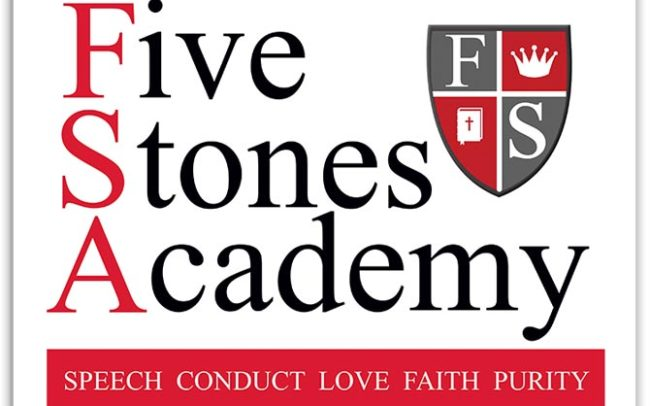 Five Stones Academy logo
