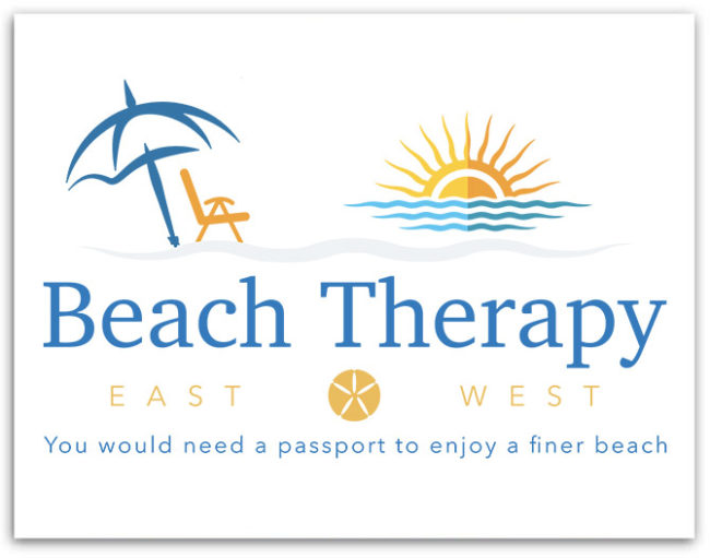 Beach Therapy East West logo