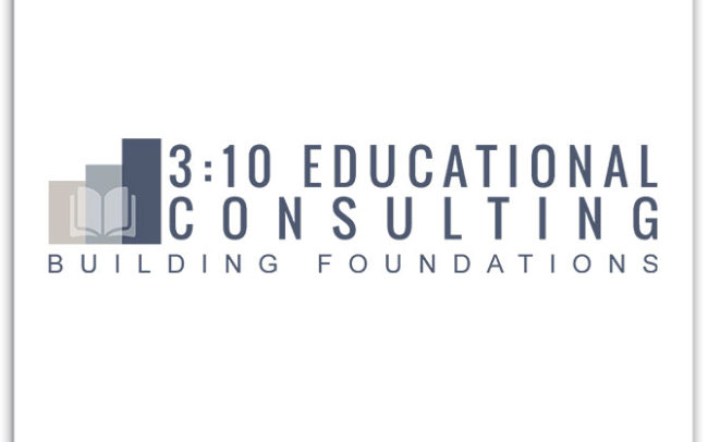 3:10 Educational Consulting logo