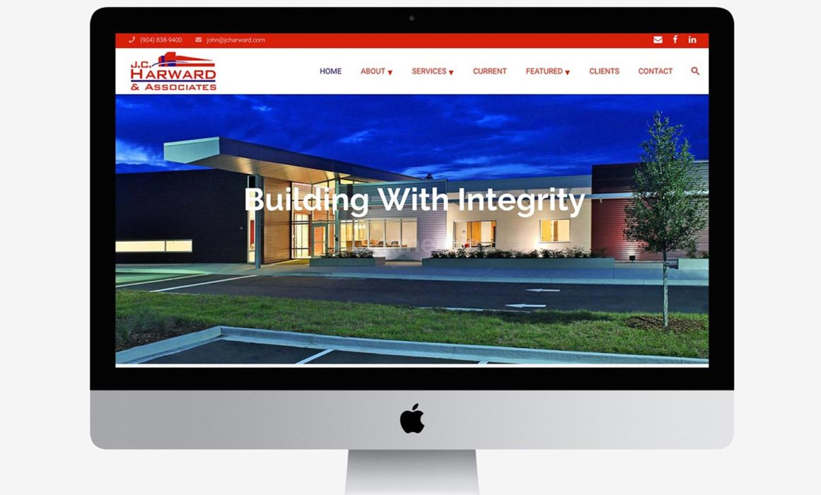 J.C. Harward & Associates' Website