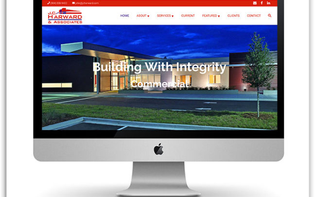 J.C. HARWARD & ASSOCIATES website