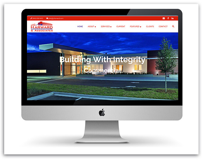 J.C. HARWARD & ASSOCIATES website