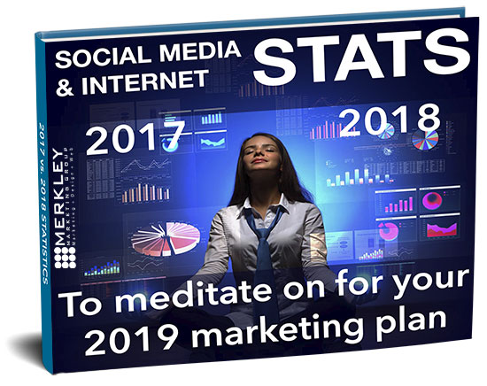 Internet & Social Media stats 2017 2018 booklet