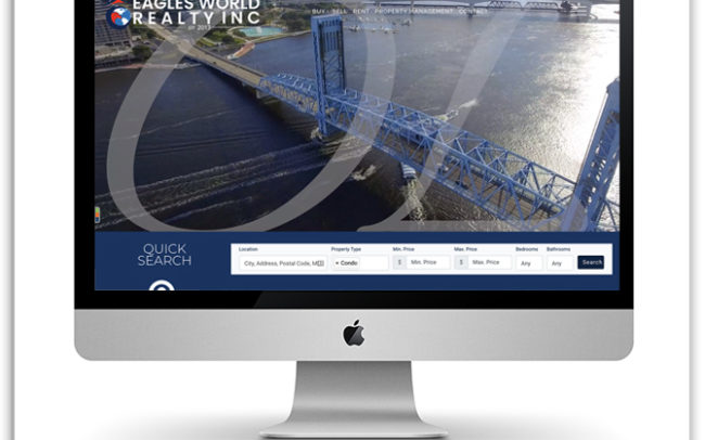 Eagles World Realty Website