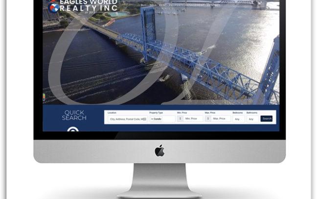Eagles World Realty Website