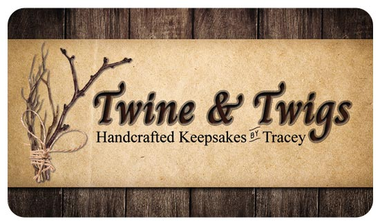 Twine & Twigs business card