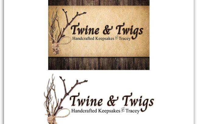 Twine & Twigs Logos