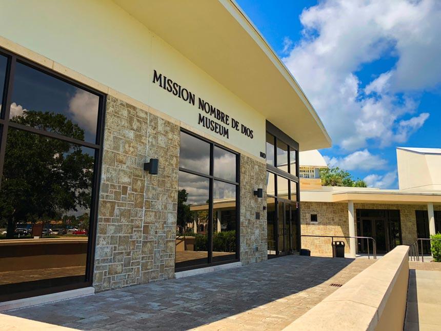 MUSEUM NOMBRES de DIOS ENTRANCE