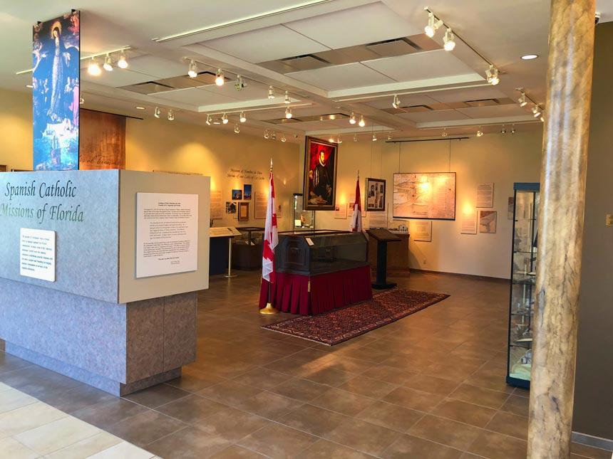 MUSEUM NOMBRES de DIOS ARTIFACT AREA AREA