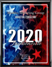 Merkley Marketing Group: 2020 Best of Jacksonville Award