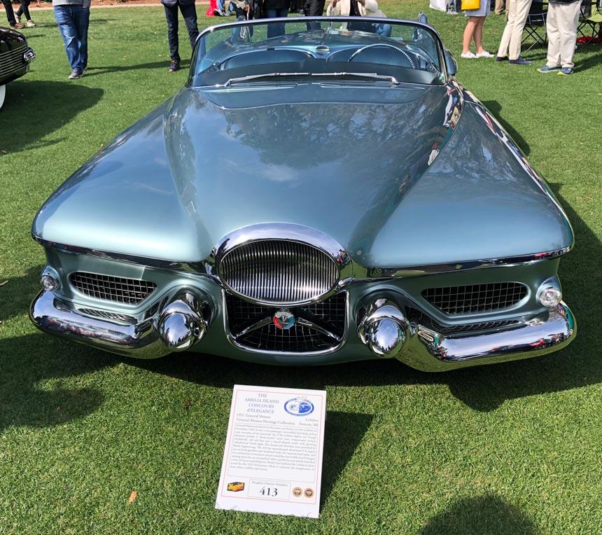 Amelia Island Concours d'Elegance Buick