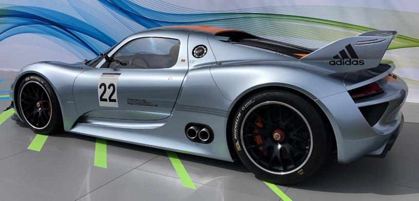 Amelia Island Concours d'Elegance Porsche