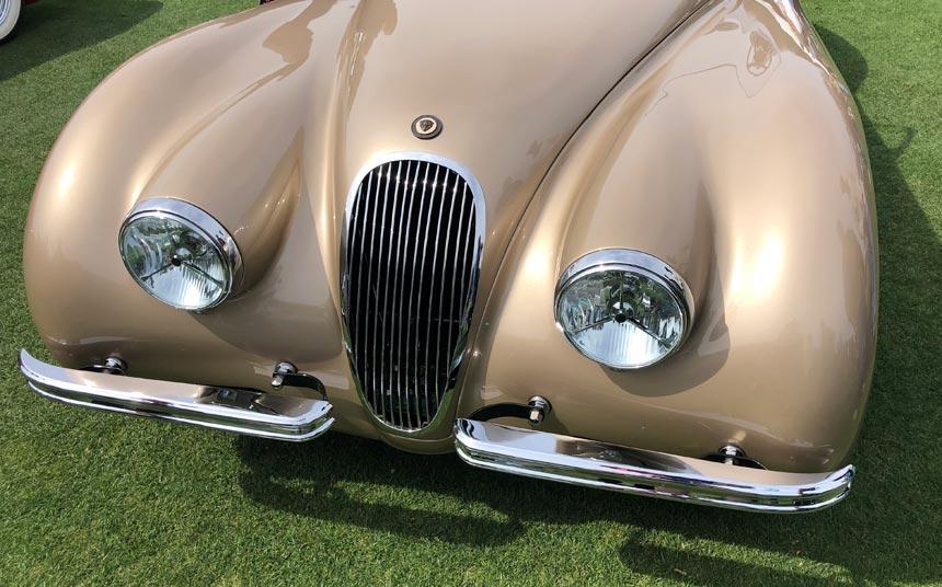 Amelia Island Concours d'Elegance Jaguar
