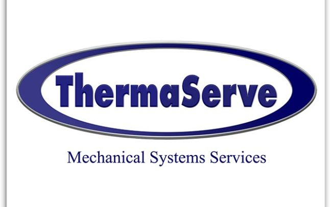 ThermaServe custom vector logo