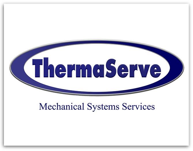ThermaServe custom vector logo