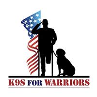 K9 For Warriors logo