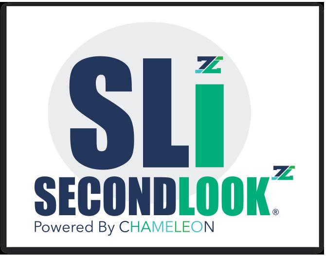 SecondLook, Inc. Custom Vector Logo