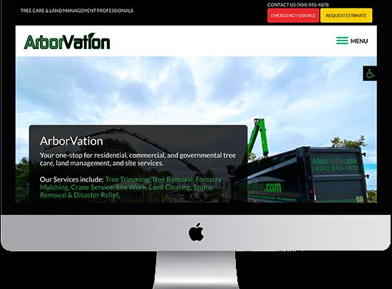 ArborVation website