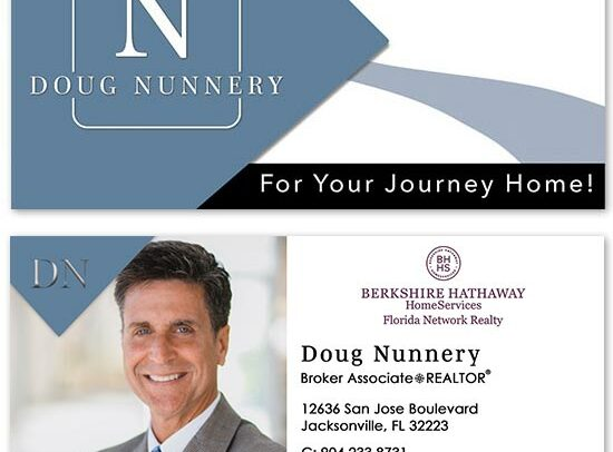 Doug Nunnery: REALTOR® business card